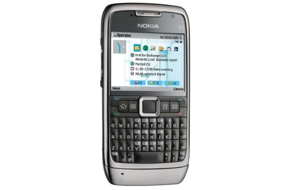 Nokia julkaisi merkittävän päivityksen E71:lle