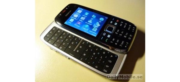 Nokian tulevasta E75:stä lisää kuvia, julkistus ensi kuussa?