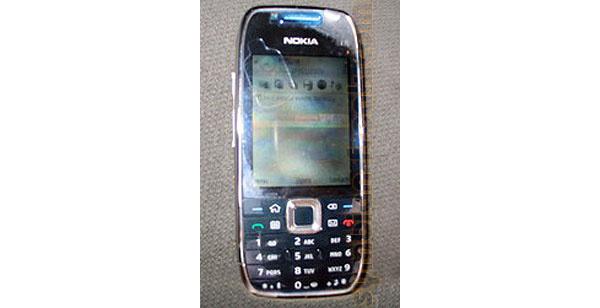 Nokian tulevasta E75:stä kuvia