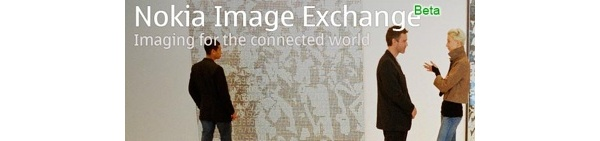 Nokia Image Exchange nyt myös kosketuspuhelimille