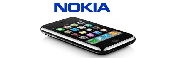 Nokia kaataa lisää vettä myllyyn Applea vastaan