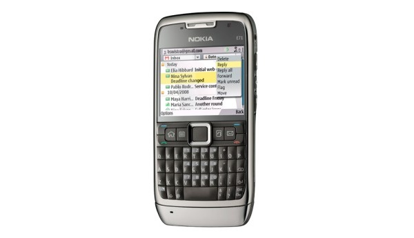 Nokia Messaging nyt myös 5800 XpressMusicille