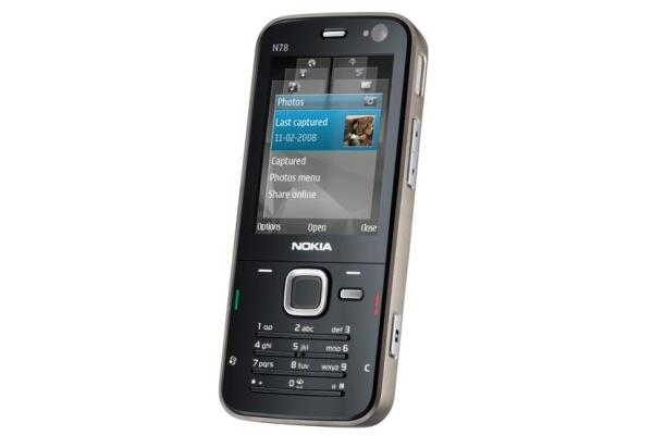 Nokian N78 tuli myyntiin