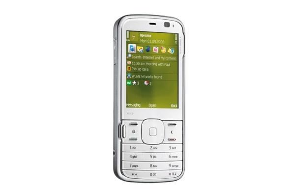 Nokia julkisti N79 Activen - mukana sykemittari
