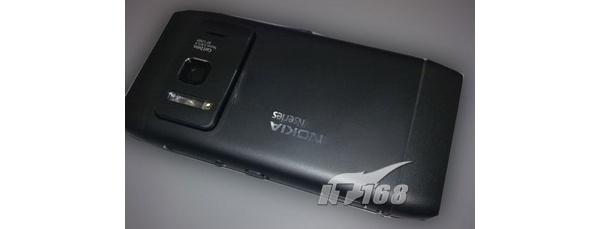 Ensimmäiset viralliset tiedot Nokia N8:sta
