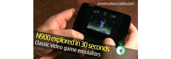 Videolla: N900 muuttuu pelikonsoliksi Sixaxis-ohjaimella