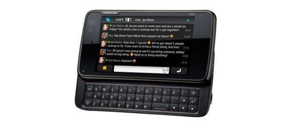 Nokia N900 nyt tulossa loka- ja marraskuun vaihteessa