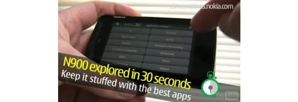 Videolla: Nokia Conversations aloittaa 30-osaisen N900-videosarjan
