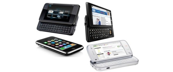Tässä ovat puhelinmaailman vuoden 2009 parhaimmat, pettymykset, yllättäjä ja lupaus