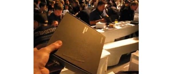 Videolla: Nokian N900:n myyntipakkauksen esittely