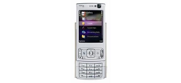 Nokian älypuhelinten myynninkasvu väsähti