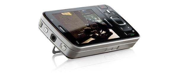Juuri myyntiin tulleelle Nokian N96:lle heti päivitys