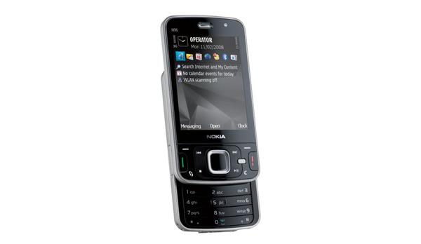 Nokian uusi lippulaivamalli N96 kohta saatavilla