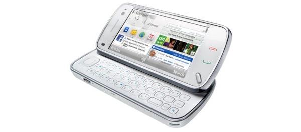 Nokian uusi lippulaivamalli N97 tulossa markkinoille jo maaliskuussa?