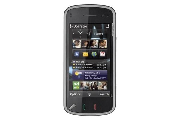 Nokia julkaisi N97-lippulaivamallilleen päivityksen