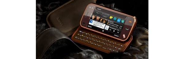 Nokia N97 ministä RAOUL-erikoismalli