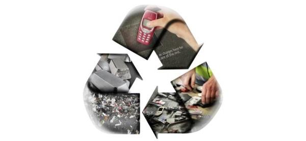 Tietämättömyys hidastaa puhelinten kierrätystä