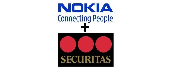 Nokia ja Securitas yhteistyöhön: hälytä itsellesi apua ja tiedä missä läheisesi ovat