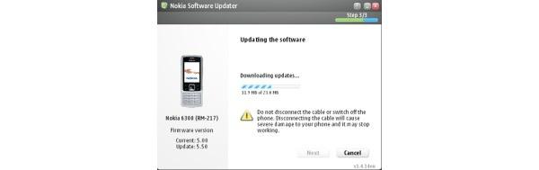 Nokialta päivityksiä N85:lle, N95:lle ja N96:lle