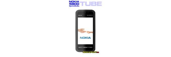 Nokialta kosketusnäytöt useampiin hintaluokkiin