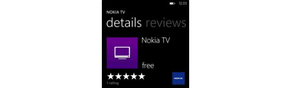 Nokian Lumiat saavat nettitelevision