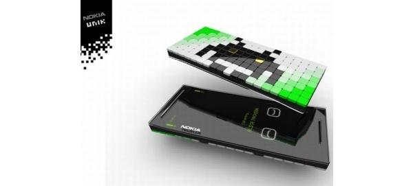 Nokia Unik - mielenkiintoinen tyylikonsepti