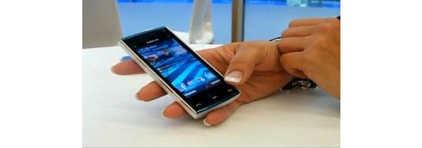 Videolla: esittelyssä Nokian markkinoille saapunut kapasitiivinäyttöinen X6