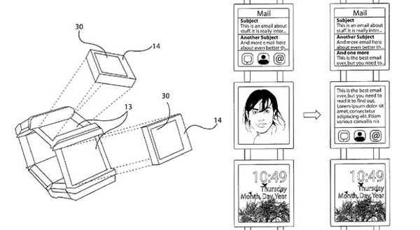 Nokia haki patenttia älykellokonseptille