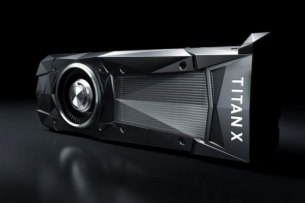 Nvidia julkisti uuden Titan X -lippulaivanäytönohjaimen
