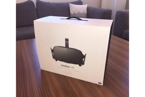 Oculus Rift deliveries begin next week