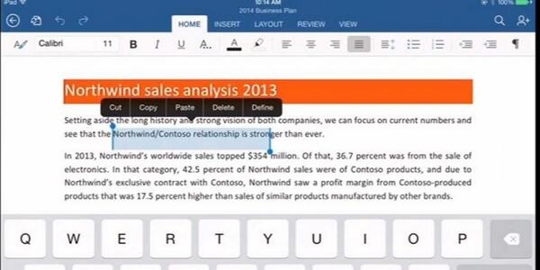 Microsoft's Office for iPad is finally here: Get the apps free now