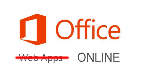 Microsoft hautaa Web Appsit, tuhkasta nousee Office Online