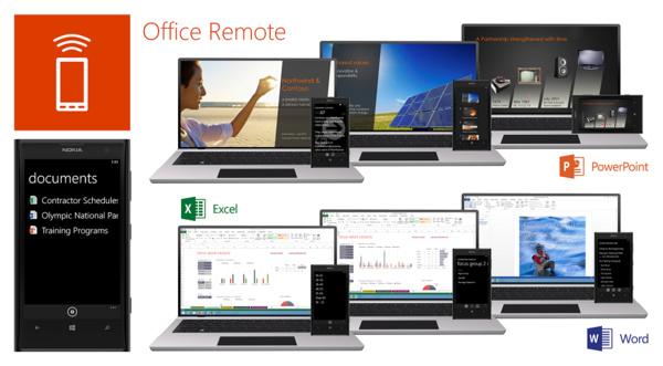 Office Remote poistaa sinut tietokoneen takaa diaesityksissä