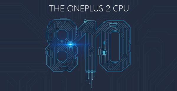 Oneplus 2 saa Snapdragon 810:n, mutta ei kuulemma ylikuumene