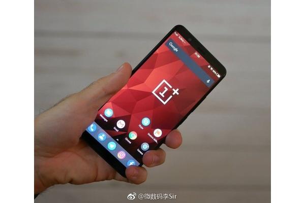 OnePlus valmistelee uuden huippupuhelimen julkaisua, kuva vuoti jo verkkoon
