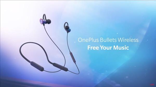 OnePlus julkisti uudet kuulokkeet: Tässä ovat Bullets Wireless -kuulokkeet