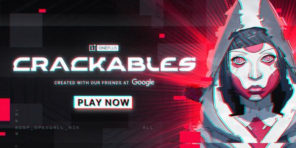 OnePlus julkisti Googlen kanssa yhteistyössä tehdyn pulmapelin, jossa palkintona 30 000 dollaria