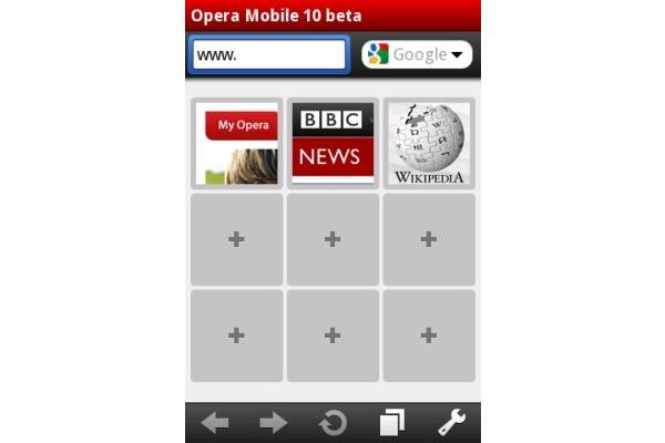Opera julkaisi testiversion uuden polven mobiiliselaimestaan Nokian älypuhelimille