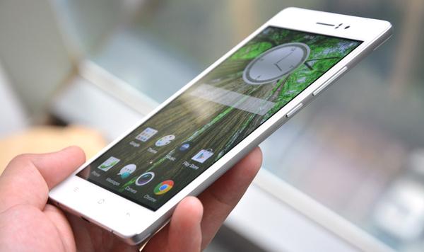 Oppo unveils world's slimmest smartphone: The R5