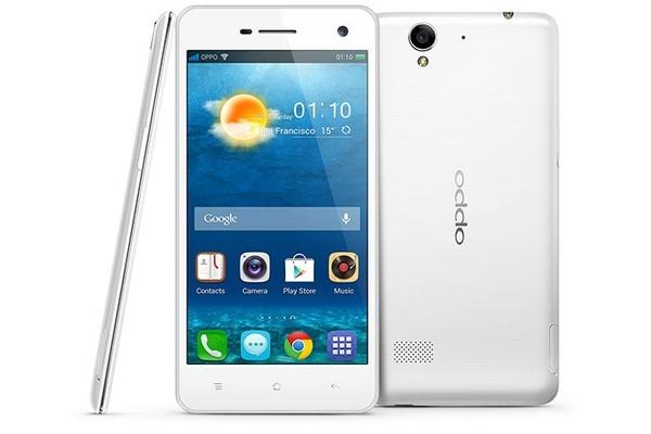 Oppolta 7,3 milliä ohut Android-puhelin