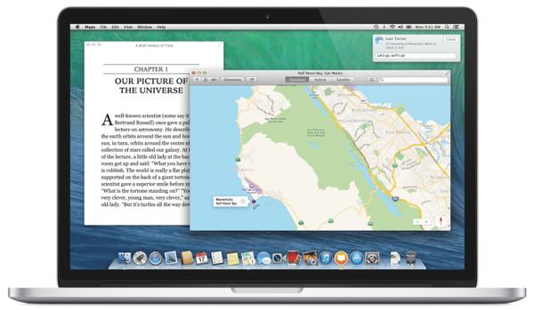 Apple päivitti MacBook Prot Haswell-aikaan – Mavericks-päivitys tulee saataville ilmaiseksi