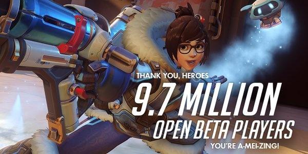 Blizzardin uusi peli keräsi miljoonia avoimeen testiin