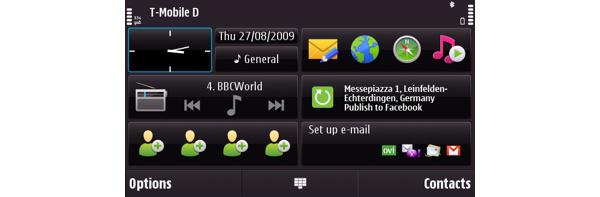 Nokian uusi Facebook-sovellus on Ovi lifecasting