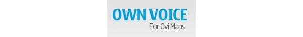 Own Voicella äänität omat äänet Ovi Karttoihin
