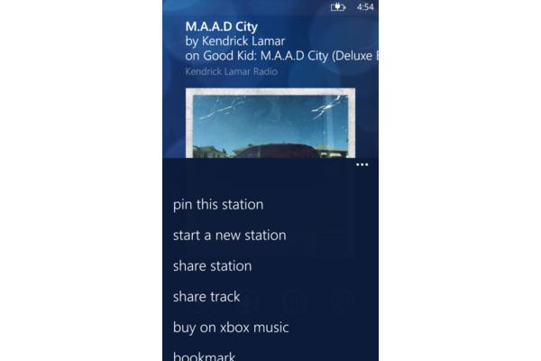 Pandora finally available for Windows Phone 8