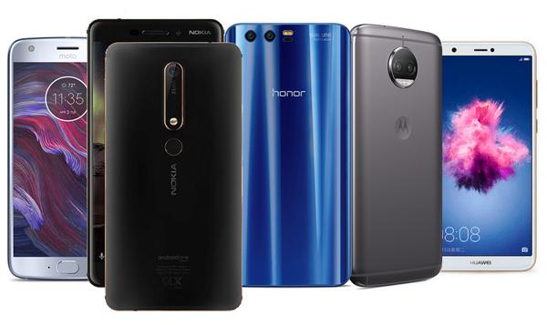 Älypuhelinten myyntimäärä laski, Nokia takaisin kärkikymmenikköön