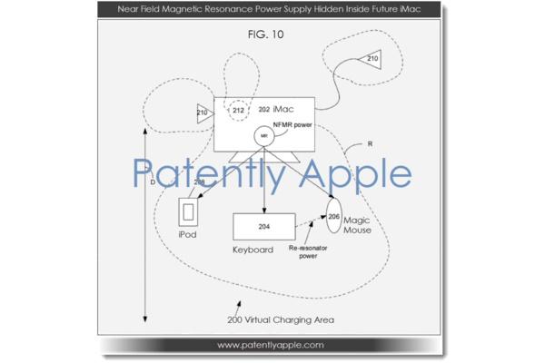 Apple hakee patenttia langattomalle lataukselle