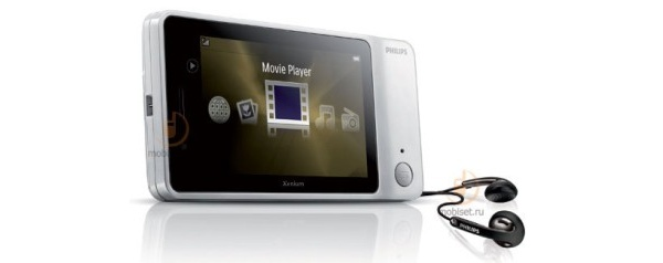 Philips Xenium K700 - kosketusnäyttöpuhelin kuukauden valmiusajalla