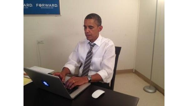 President Obama broke Reddit