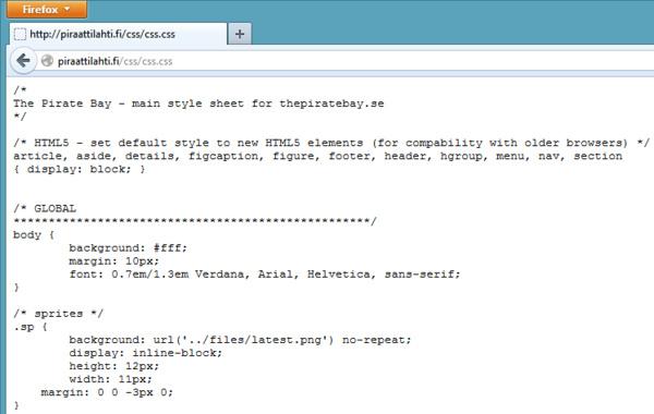 TTVK kopioikin Pirate Bayn luvallisesti -- todennäköisesti tietämättään